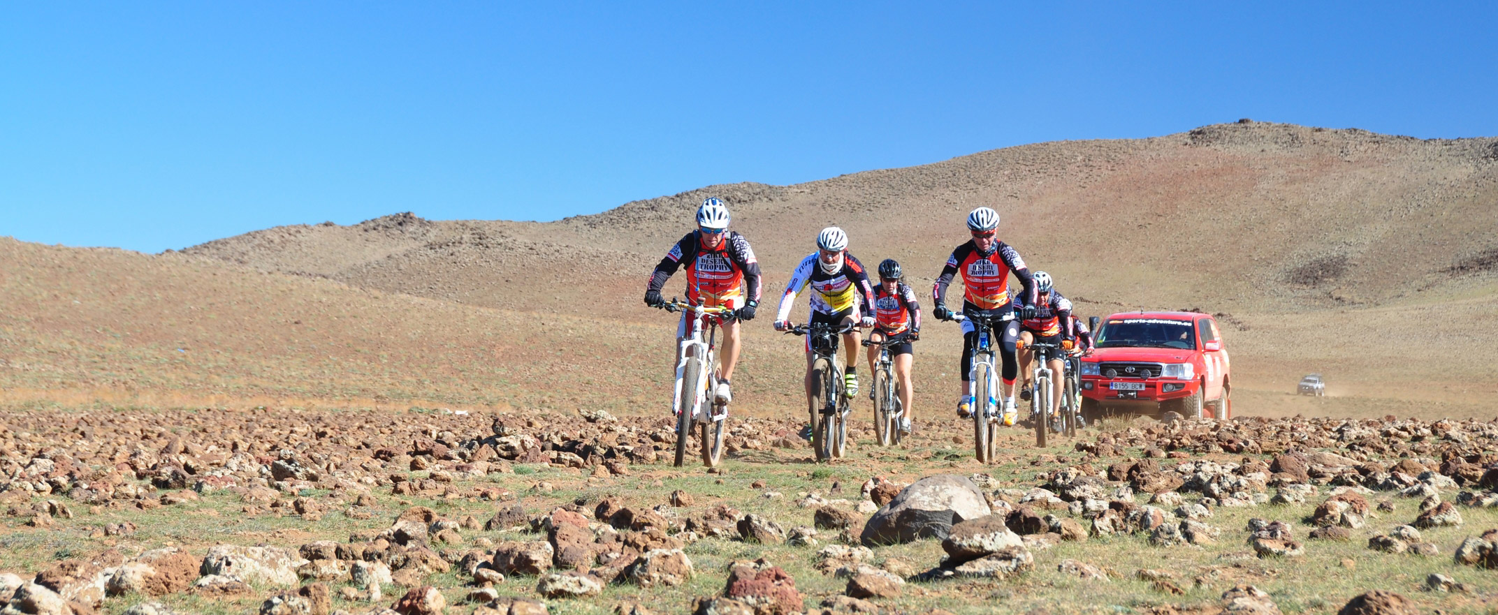Seguridad Bike Desert Trophy