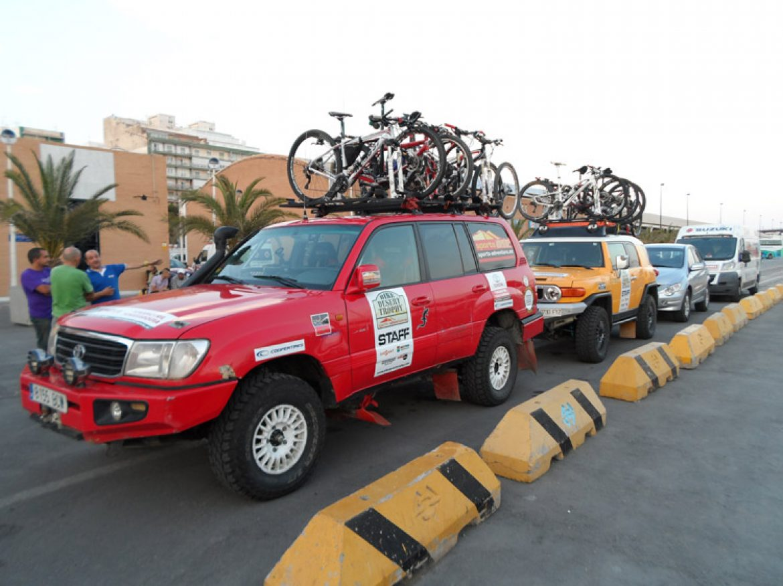 Terminada la segunda edición de la Bike Desert Trophy