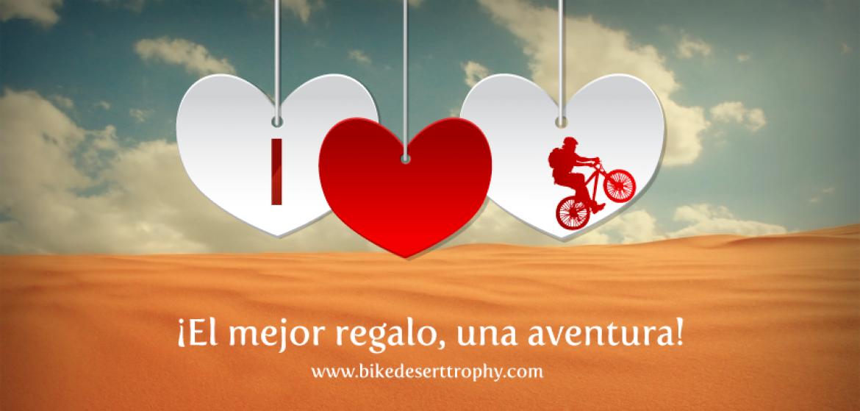 Para 'San Valentín', regala una aventura